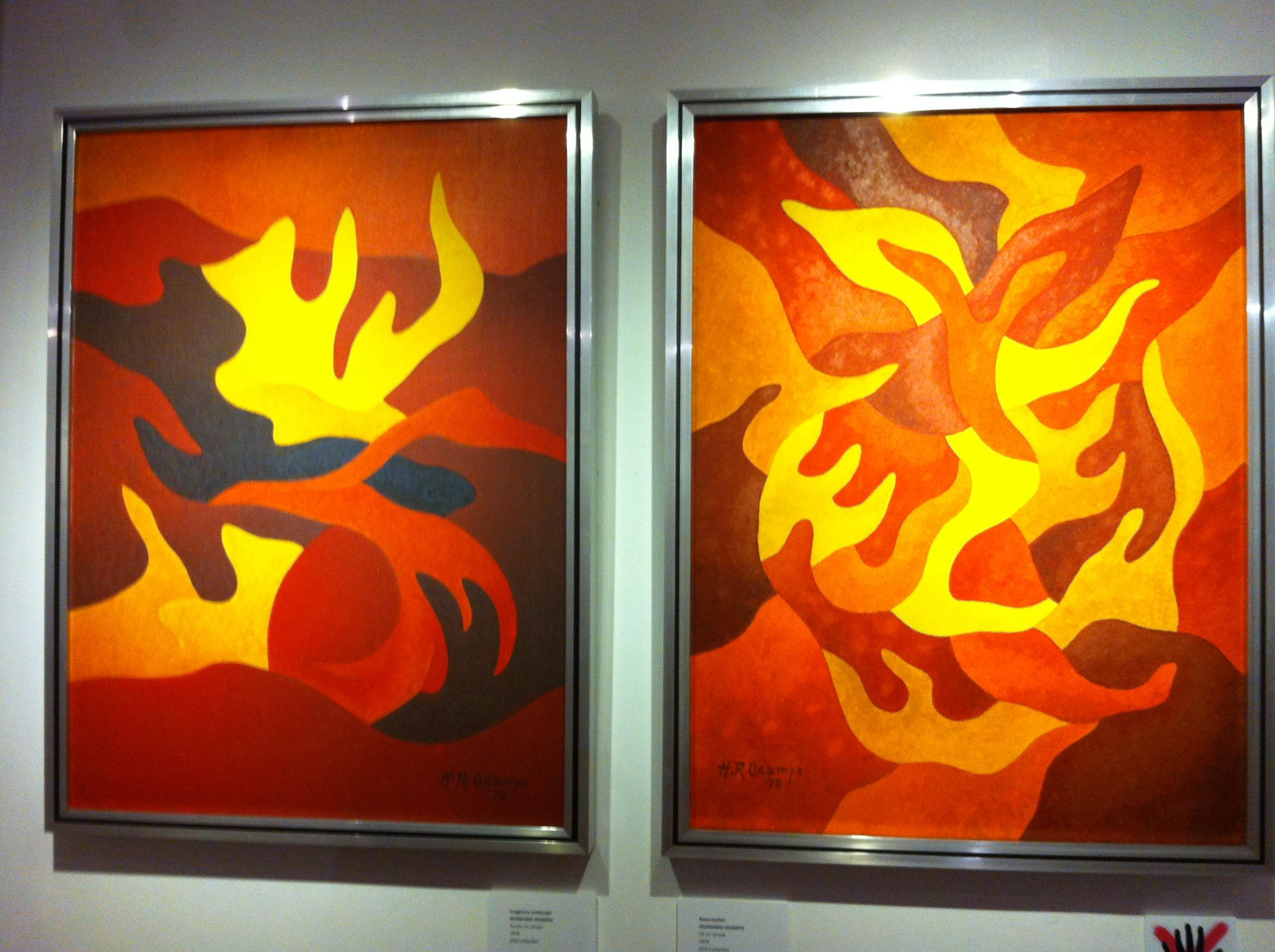 Hr Ocampo Paintings For Sale